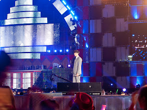 Photo: 2AM on stage
