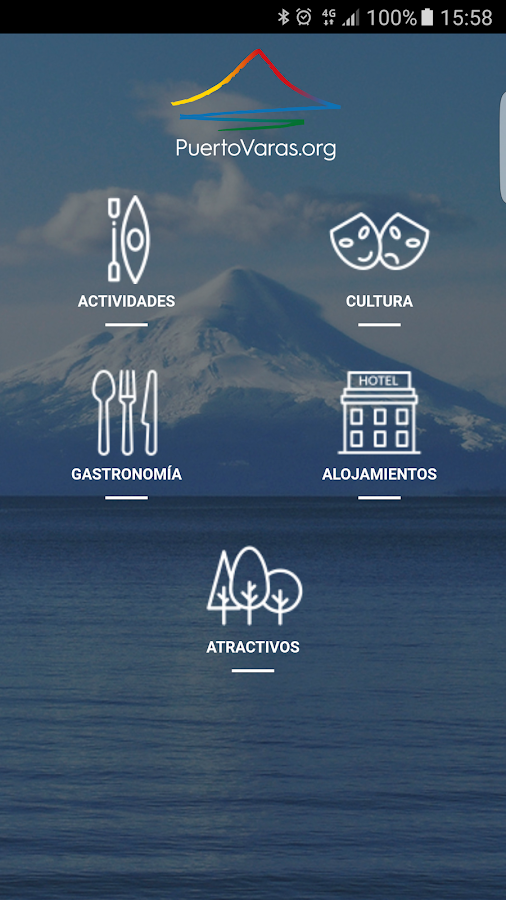 Puerto Varas- screenshot