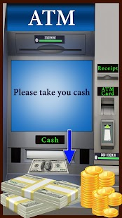 ATM Learning Simulator Pro for Money & Credit Card - náhled