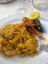 Photo: Post Summer School Dinner Paella