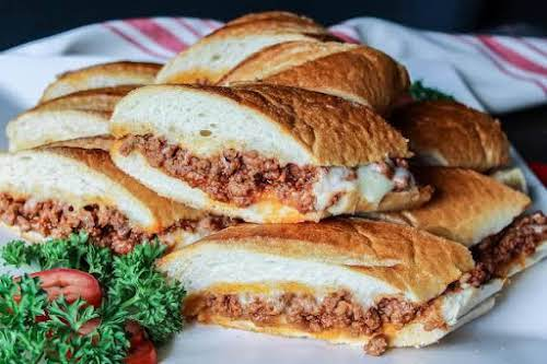 """Stromboli Joes """"Everyone in the Test Kitchen loved this Italian twist on..."""