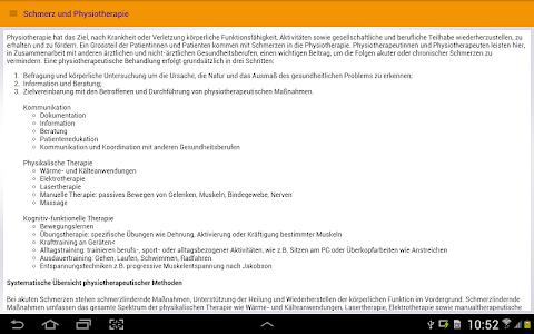 schmerzApp screenshot 7