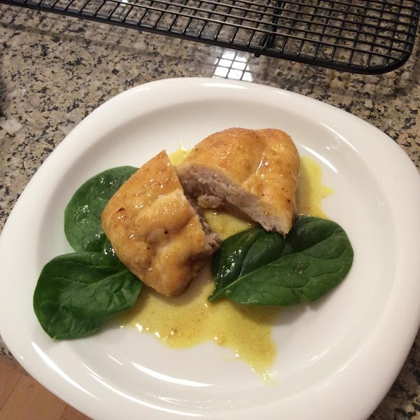 Elaine's Chicken Diablo Two Recipe