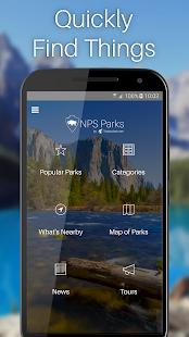 NPS Parks - náhled