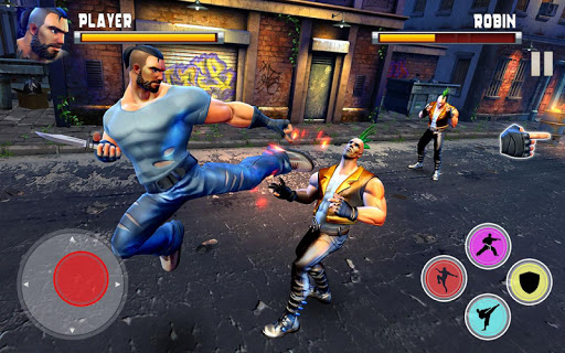 Real Kung Fu Fight: Boxing Fighting Games 2018 1.1 6