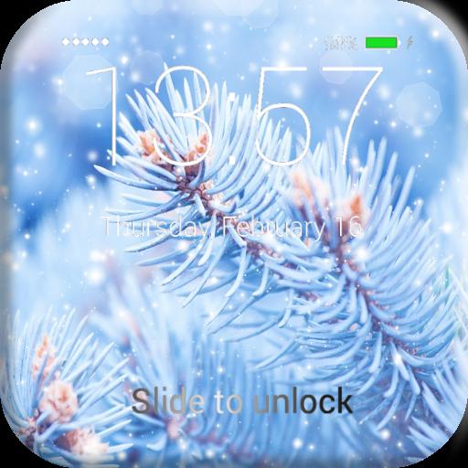 Beautiful Winter Lock Screen
