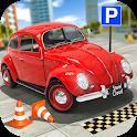Classic Car Parking Simulator: Car Games 2021 icon