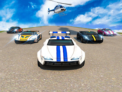 Extreme GT Racing Car Stunts Races screenshots 9
