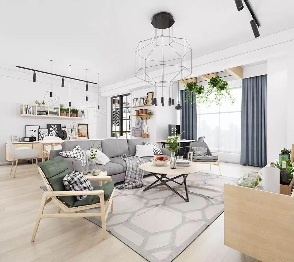 Bạn muốn thiết kế nội thất ngôi nhà theo phong cách Scandinavia?