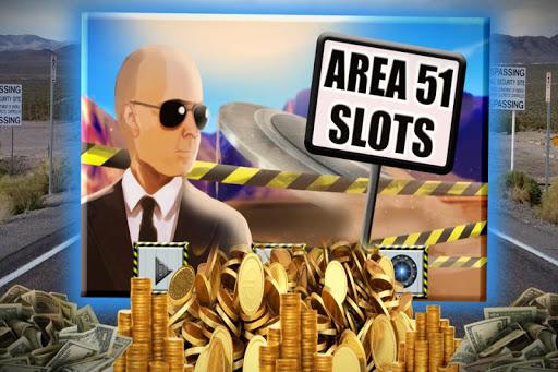 Area 51 Slots