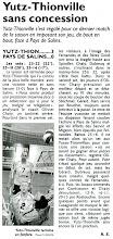 Photo: 29-04-2012 L'ASVB ne rate pas sa sortie, 3-0 face à Salins