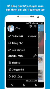 Thanh Nien Mobile- screenshot thumbnail