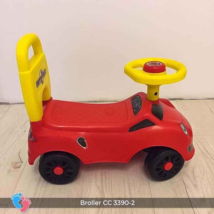 Chòi chân ô tô cho bé Broller CC-3390-2 10