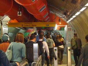 Photo: 21 Uhr: Metro in São Paulo