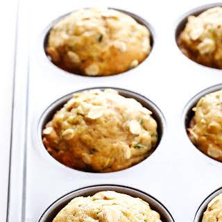 Healthy Zucchini Muffins.