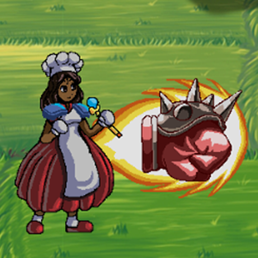 Monster Fighting Shaquita RPG