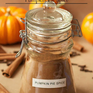 Make Your Own Pumpkin Pie Spice Recipe