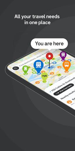 Public Transport Victoria app 1.5.1 Screenshots 1
