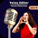 Voice Editor - Voice Recorder icon