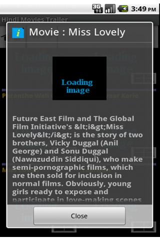 Скриншот Bollywood new movie trailers