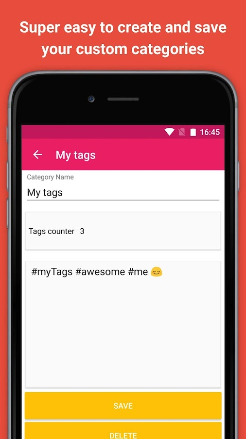 Hashtag Supertags Android Apps On Google Play