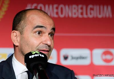 """Roberto Martinez en dit plus sur la préparation des Diables : """"Nos matchs devraient se jouer au Qatar"""""""