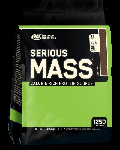 Serious Mass, 5455g - Choklad Peanutbutter
