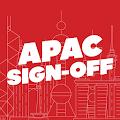 APAC Sign-Off