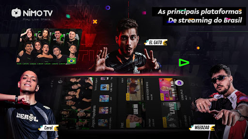Nimo TV – Live de Streaming de Jogos Screen Shot