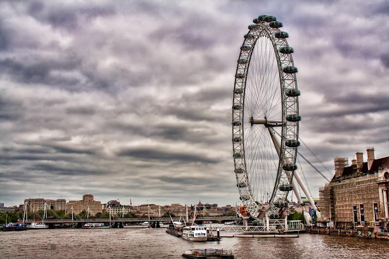 Ruota a Londra di Gianluca Presto