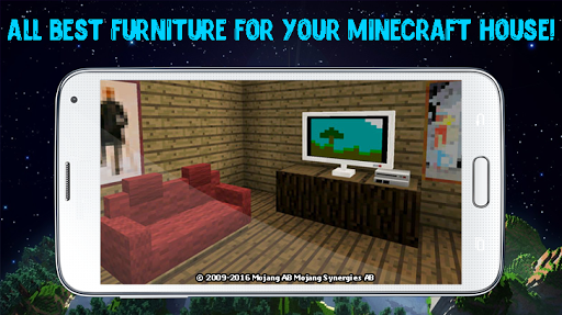 Furniture mods for Minecraft 2.3.28 screenshots 1