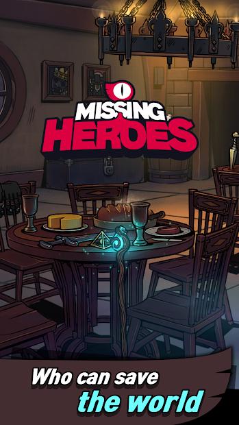 Missing Heroes