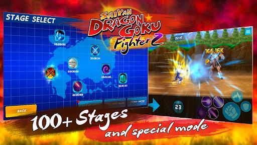 Saiyan Dragon Goku: Fighter Z 1.2.0 screenshots 15