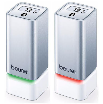 Hygrometer med Bluetooth