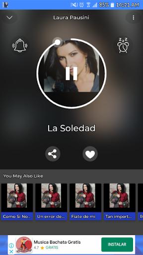 musica de laura pausini musica mp3 screenshot 2