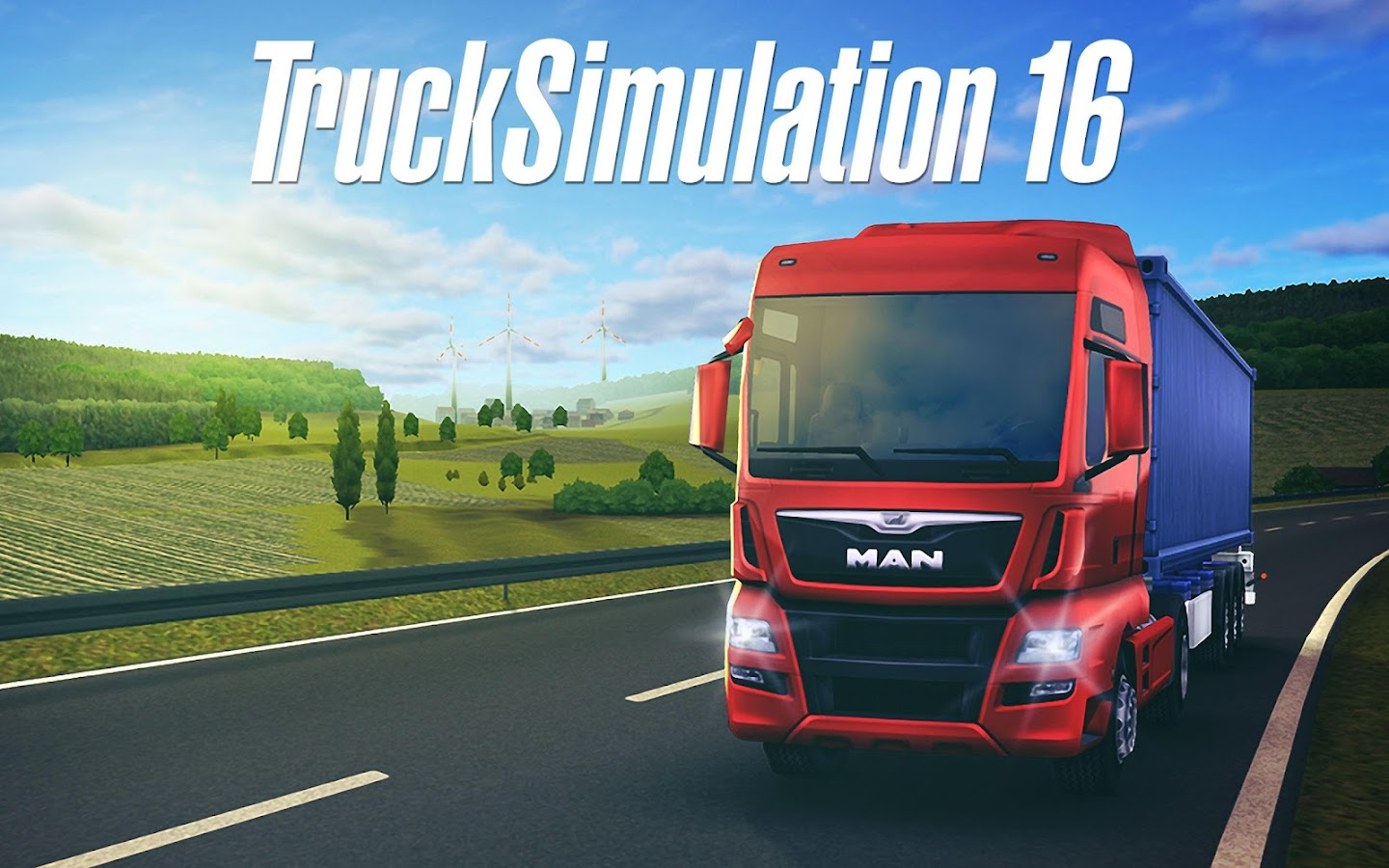 TruckSimulation 16- screenshot