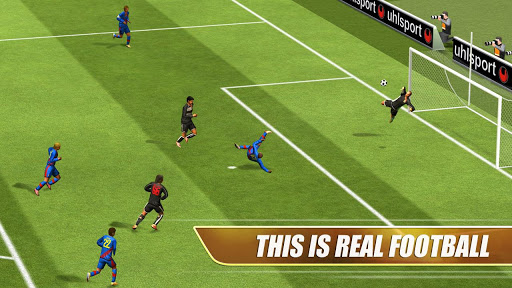Real Football 2013 screenshot 5
