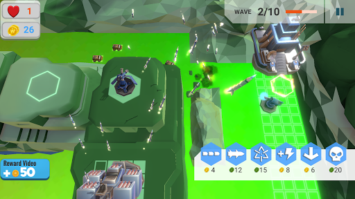Battle Tower Defence screenshot 3