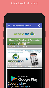 Andromo Officials 1.0