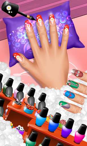 Makeup Spaholic Hair Salon 2.9.1 screenshots 9