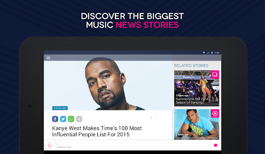 Capital XTRA Radio App- screenshot thumbnail