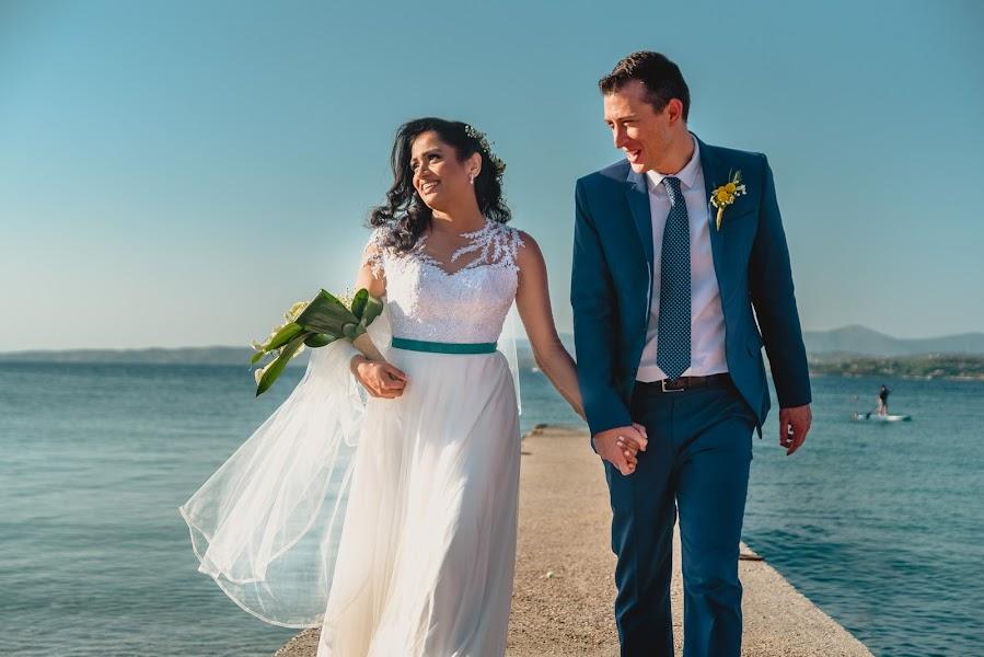 Φωτογράφος γάμων Sam Tziotzios (timenio). Φωτογραφία: 29.09.2017