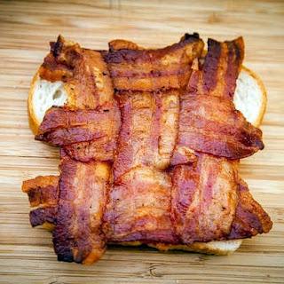 Bacon Weave BLT