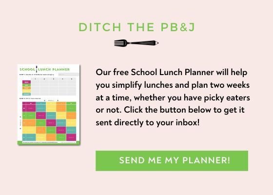 Free School Lunch Planner
