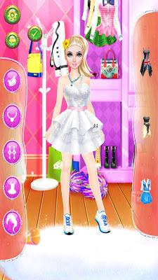 Princess Beauty Salon Dress Up - screenshot