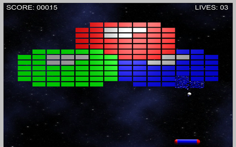 android BrickAnoid Reborn Screenshot 4