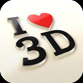 Hidden 3D Images