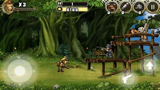 Soldier Revenge- screenshot thumbnail