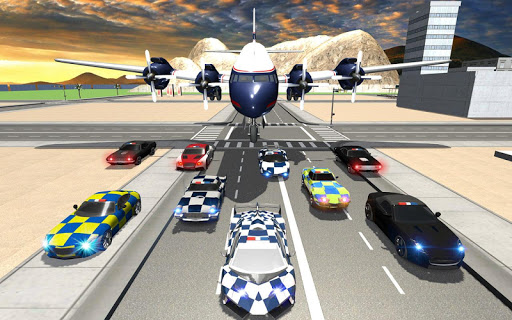 Extreme police GT car driving simulator 1.2 screenshots 5