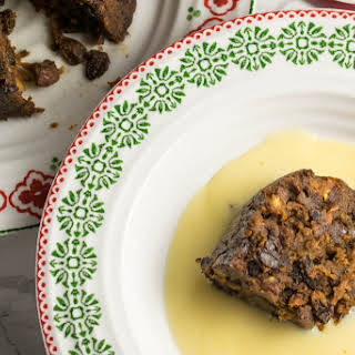 Instant Pot Christmas Pudding.